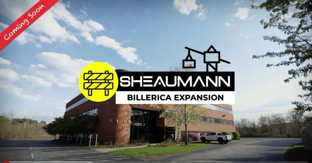 Sheaumann Laser Expansion in Billerica, MA