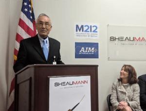 News Sheaumann Grant