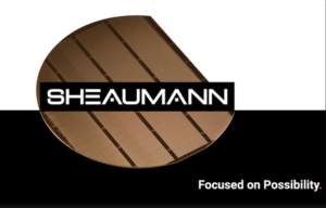 Sheaumann logo focused on possibility