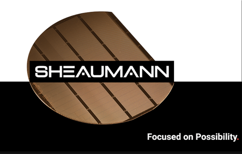 Sheaumann logo focused on possibility
