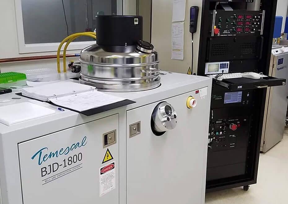 Sheaumann core capabilities fabrication equipment