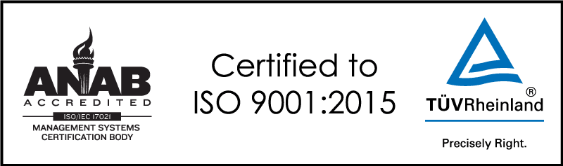 Certification ISO 9901:2015