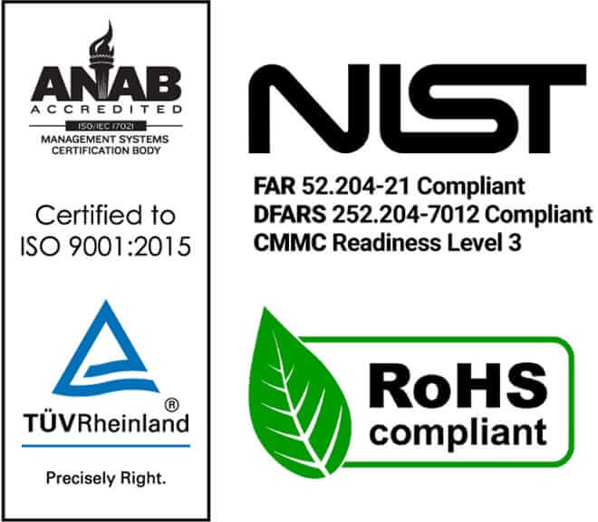 About us compliance ANAB accredited