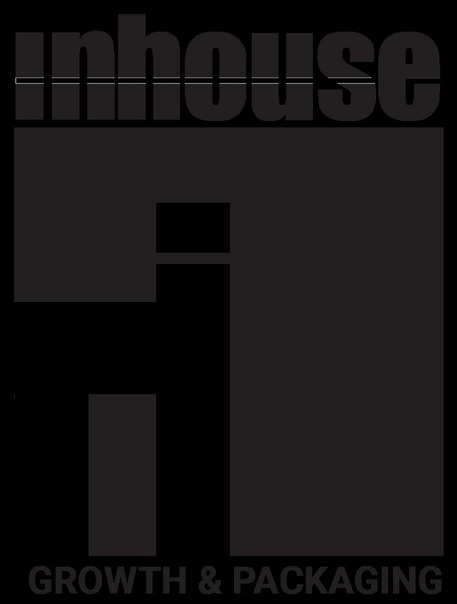 in-house logo black