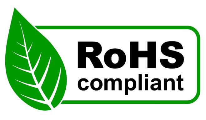RoHS logo compliant