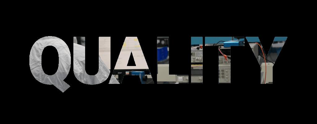 Quality header